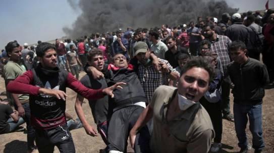Καταγγέλλουμε τη νέα δολοφονική επίθεση του κράτους – τρομοκράτη του Ισραήλ ενάντια στον Παλαιστινιακό λαό