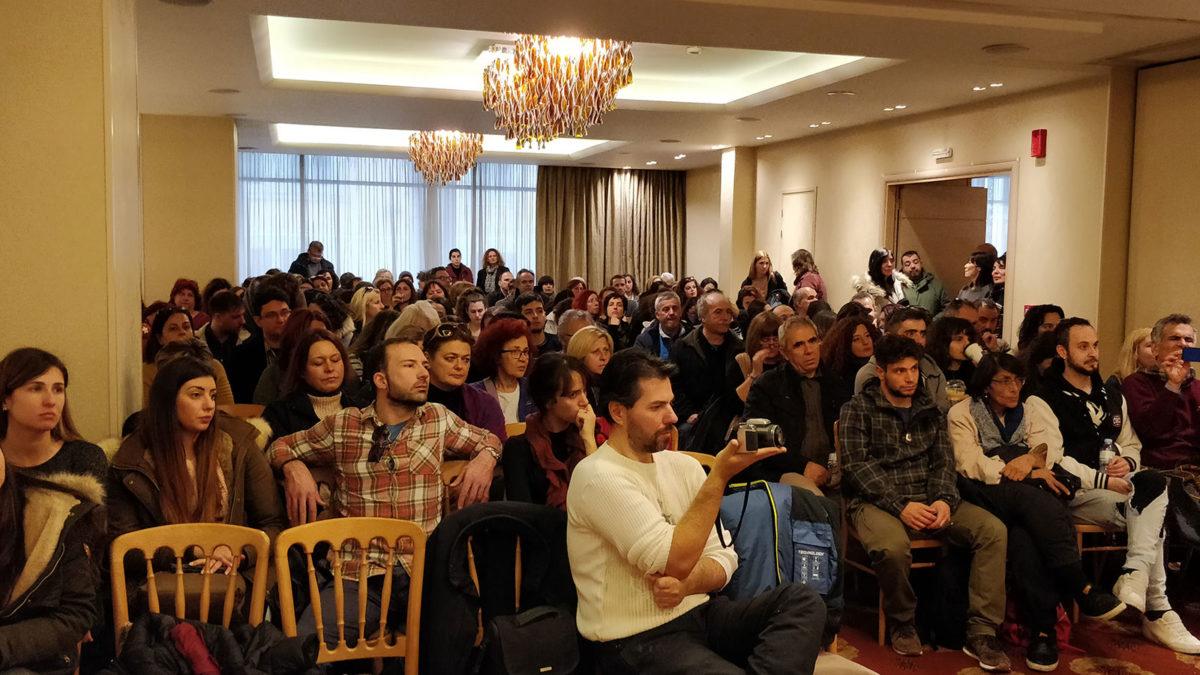 Δελτίο Τύπου από τη Πανελλαδική Σύσκεψη ΕΛΜΕ – Συλλόγων – Επιτροπών Αγώνα Αναπληρωτών που πραγματοποιήθηκε στο ξενοδοχείο «Αμαλία» στην Αθήνα